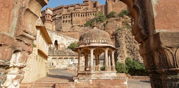 Experience The Life Of Royals At These Places In Jodhpur
